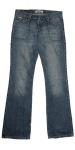 Steve Smith Skateboard Damen Jeans Washed