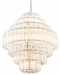 Casa Padrino Kronleuchter Durchmesser 80 x H. 89 cm - Luxus Hotel Möbel