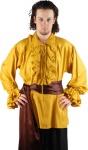 Captain Charles Vane Piraten Shirt - Gold