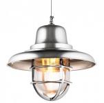 Casa Padrino Luxus Laterne - Luxus Hängeleuchte Nickel Durchmesser 34 x H 35 cm