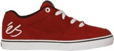 ES Skateboard Schuhe Square One Youth Red/White/Black