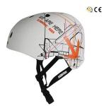 Koston Skateboard / Scooter / Inliner / Rollschuh Schutz Helm - Weiß New Design - Bmx, Inliner, Longboard Helm - Schutzausrüstung Skateboard Helm