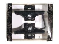 Krown Skateboard Achsen Set 5.0 Biohazard schwarz (2 Achsen)