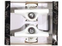Krown Skateboard Achsen Set 5.0 weiß (2 Achsen)