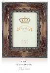 Casa Padrino Barock Bilderrahmen Antik Stil 27 x 22 cm - Bilder Rahmen Foto Rahmen Jugendstil Antik Stil Mod AX4