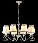Casa Padrino Barock Decken Kronleuchter Grau Antique 70 x H 39 cm Antik Stil - Möbel Lüster Leuchter Hängeleuchte Hängelampe