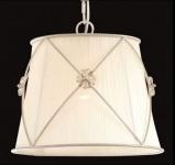 Casa Padrino Barock Decken Kronleuchter Weiß Gold 30 x H 26 cm Antik Stil - Möbel Lüster Leuchter Deckenleuchte Hängelampe