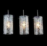 Casa Padrino Jugendstil Decken Hängelampe Nickel 68 x H 100 cm Antik Stil - Möbel Lüster Leuchter Deckenleuchte Hängelampe