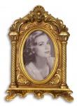 Casa Padrino Barock Bilderrahmen Antik Gold H 26 cm, B 18.9 cm - SPECIAL!