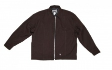 Kikwear Skateboard Jacket Brown