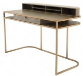 Casa Padrino Schreibtisch 130 x 60 x H. 75 cm - Luxus Büromöbel