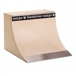 Blackriver Ramps Quarter High Fingerboard Rampe