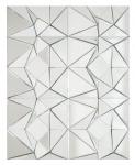 Casa Padrino Designer Wandspiegel 80, 5 x H. 100, 5 cm - Designer Kollektion