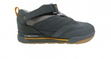 Vision Street wear Skateboard Schuhe Since 1976 Grey/Orange