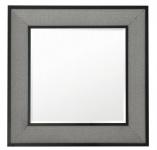 Casa Padrino Designer Luxus Wandspiegel 100 x H 100 cm - Luxury Hotel Collection
