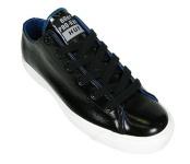 Keds Skateboard Sneaker Schuhe 69er Lo Black Patent Huf