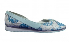 Etnies Damen Ballerinas Sparrow Blue 1 B Ware