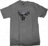 Fallen Skateboard T-Shirt Grey