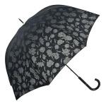 MySchirm Designer Regenschirm mit Rosen - Eleganter Stockschirm - Luxus Design