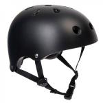SFR Skateboard / Scooter / Inliner / BMX / Rollschuh Schutz Helm - Schwarz - Skateboard Schutzausrüstung