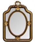 Casa Padrino Barock Spiegel Gold 90 x H. 120 cm - Antik Stil Wohnzimmermöbel