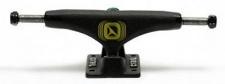 Crail Skateboard Achsen Set 133 LOW schwarz/schwarz