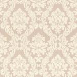Casa Padrino Barock Viscose Textiltapete Beige / Creme - 10, 05 x 0, 53 m - Stofftapete im Barockstil