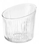 Handgefertigter Weinflaschenkühler aus Kristall Glas von Casa Padrino - Weinkühler Flaschenkühler Champagner Kühler - Luxus Kollektion