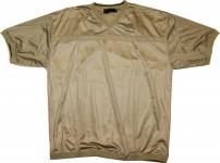 aem´kei Skateboard T-Shirt Beige Poloshirt