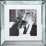 """Casa Padrino Designer Bild """" Zwischen Freunden"""" Marilyn Monroe 40 x 40 cm - Limited Edition"""