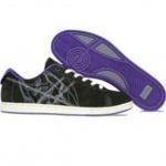 Etnies Skateboard Schuhe Sly 2 Plus Black/Black Grey