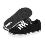 ES Skateboard Schuhe Square One Youth Black/White