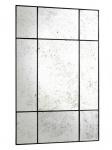 Casa Padrino Antik Stil Glas Luxus Wandspiegel 110 x 70 cm - Außergewöhnliches Design