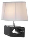Casa Padrino Luxus Tischleuchte 31 x 32 x H. 36, 5 cm - Designer Hotel Kollektion