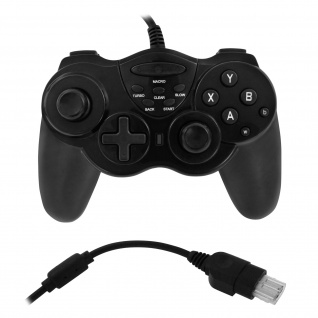 Competition PRO Powershock Controller / Gamepad mit Vibration für xBox
