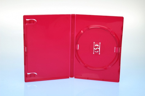 Amaray DVD Hülle / Farbe: pink