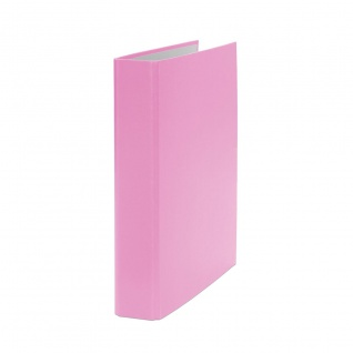 10x Ringbuch / DIN A5 / 4-Ring Ordner / Farbe: pink