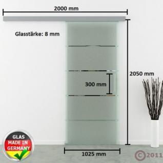 Ganzglasschiebetür Glasschiebetür Schiebetür Glastüren - Vorschau 4