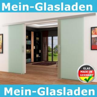 Doppel-Glasschiebetür DORMA AGILE 50 | 2x775x2050mm