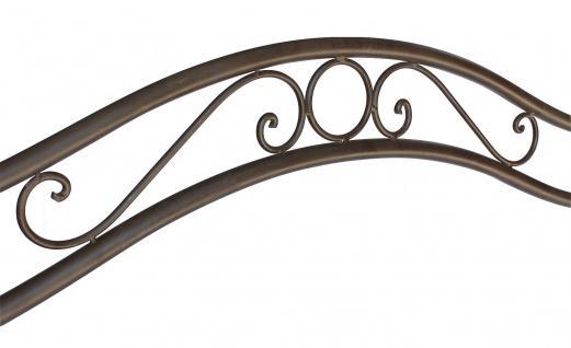 Gestell für Schaukel 082505 Hollywoodschaukel aus Eisen Schaukelgestell Metall - Vorschau 3