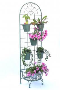 Kräuterregal Blumentreppe 172cm Blumenregal 110292 Blumenständer Pflanzenständer - Vorschau 1