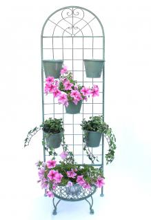 Kräuterregal Blumentreppe 172cm Blumenregal 110292 Blumenständer Pflanzenständer - Vorschau 5