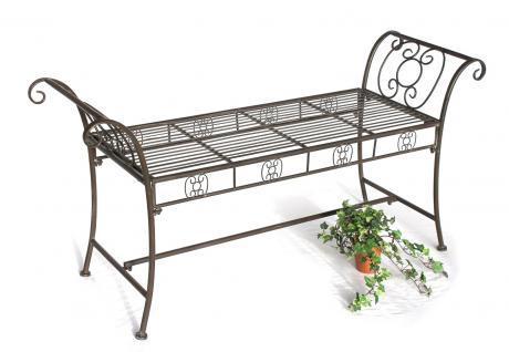 bank dy140491 aus metall gartenbank sitzbank 2 sitzer 138cm rundbank parkbank kaufen bei. Black Bedroom Furniture Sets. Home Design Ideas