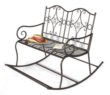 schaukelbank dy140489 gartenbank aus metall bank 105cm sitzbank garten schaukel kaufen bei. Black Bedroom Furniture Sets. Home Design Ideas