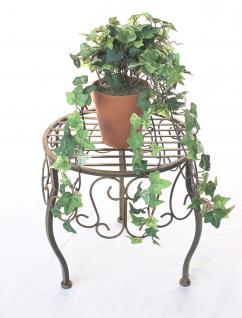 Blumenhocker 140129 M Blumenständer 30cm Pflanzenständer Hocker Beistelltisch Tisch - Vorschau 4