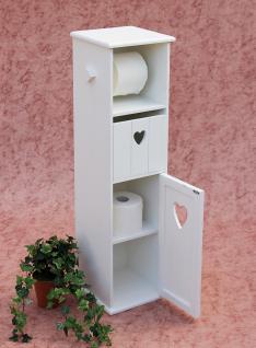 Toilettenrollenhalter Badschrank BJLY001 Toilettenpapierhalter 83cm Schrank Bad