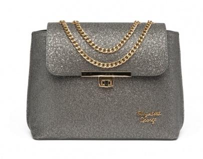 Elizabeth George Damen Handtasche 763-7 Damentasche Henkeltasche Tragetasche Schultertasche Shopper
