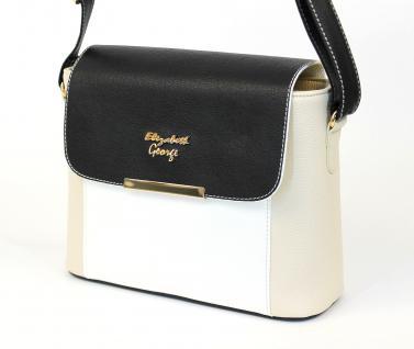 Elizabeth George Damen Handtasche 719 16 Damentasche Henkeltasche Tragetasche Schultertasche Shopper