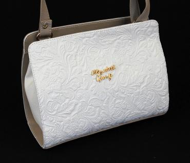 Elizabeth George Damen Handtasche 709 6 Damentasche Henkeltasche Tragetasche Schultertasche Shopper