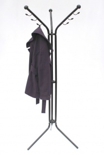 Kleiderständer Art.80 Metall 173cm Garderobe Garderobenständer Garderobenhaken